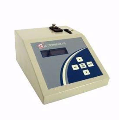 Digital Photoelectric Colorimeter- 8 Filter
