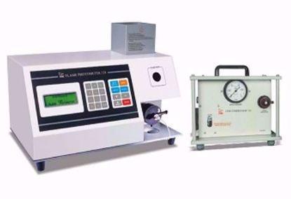 µ Controller Based Flame Photometer with Compressor