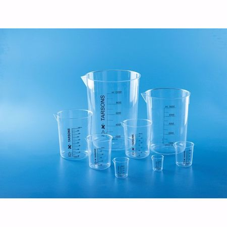 Picture for category Plastic Beakers