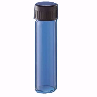 Culture Media Flat Bottom Tubes with Screw Cap and PTFE Liner - 5 ml