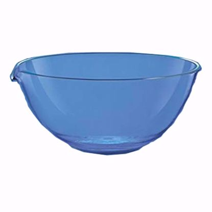 Flat Bottom With Pour Out Evaporating Dish - 165 ml
