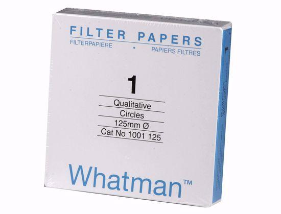 Grade 1 Qualitative Filter Paper - 125 mm