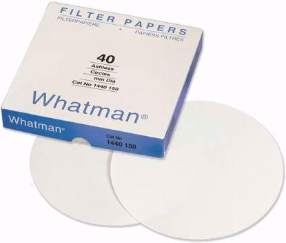 Grade 40 Ashless Filter Paper 150 mm