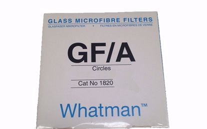 "Grade GF/A Fine Retention Filter, 8 × 10"""