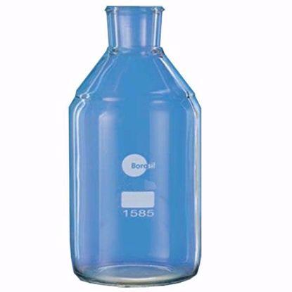 Plain Tooled Neck Solution Bottle - 500 ml
