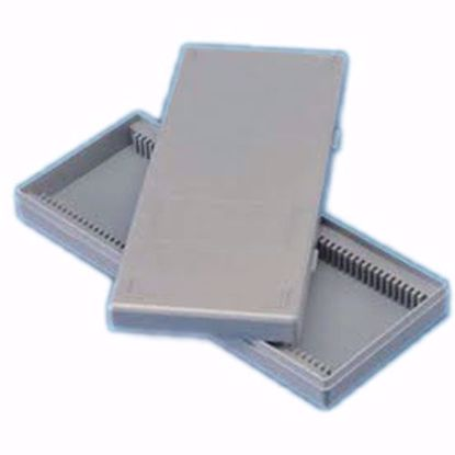 Slide Box Polystyrene Places 50