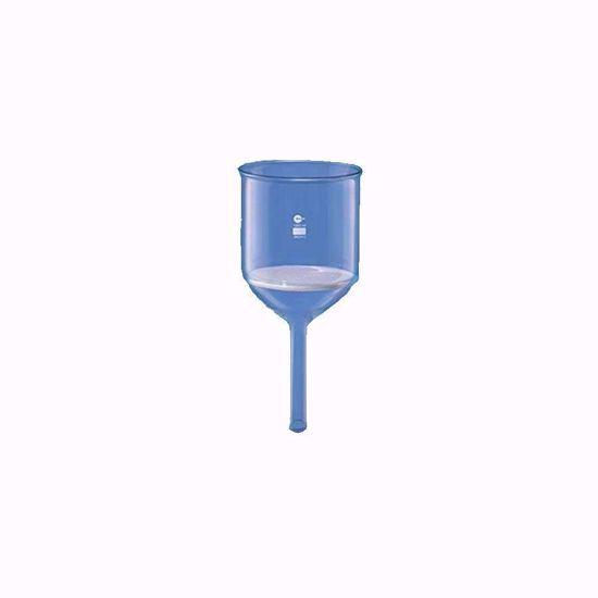 Buchner Funnel with Sintered Ware Disc, G1 - 200 ml