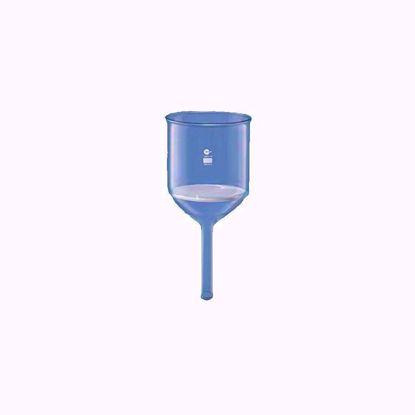 Buchner Funnel with Sintered Ware Disc, G1 - 35 ml