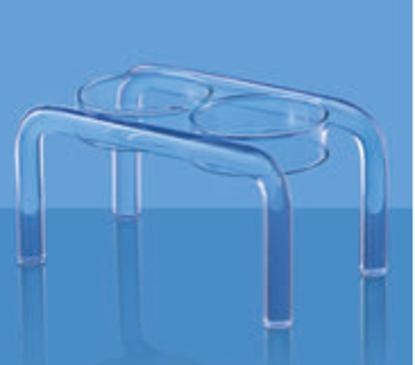Muffle Tray - 2 Holes
