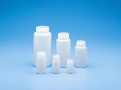 Wide Mouth Bottle HDPE