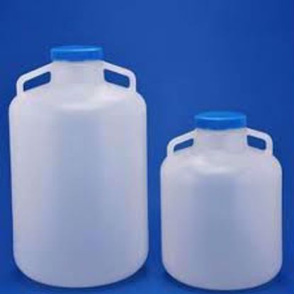 Amber Carboy HDPE-20 Lts.