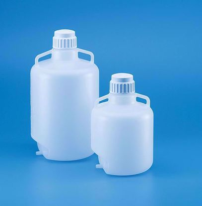 Carboy with Tubulation PP-20 Lts.
