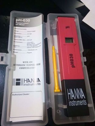 Picture of Digital PH Meter for water